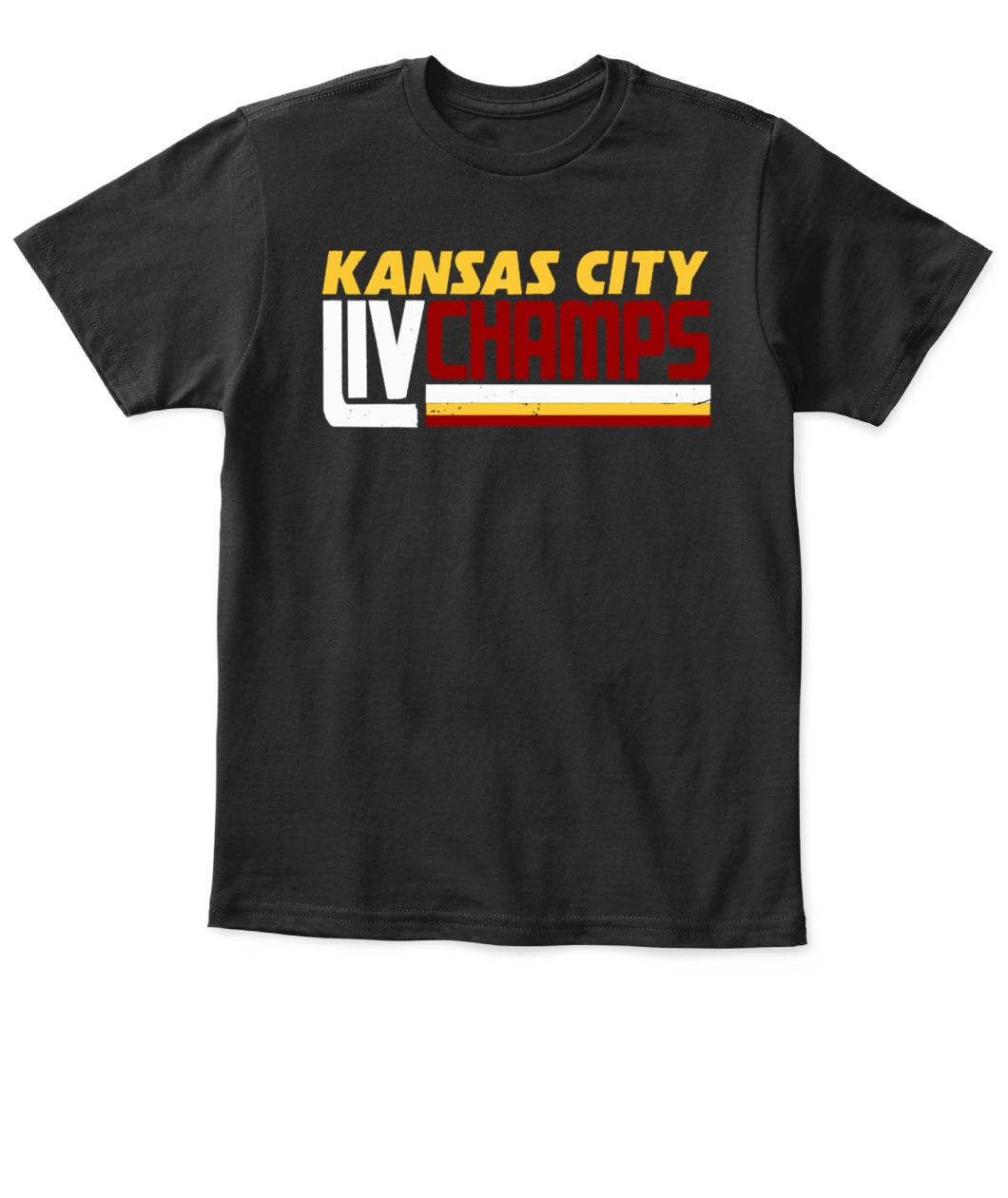 Happy St Chiefs Champs Unisex Shirt Patricks Mahomes Kansas City