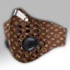 Louis Vuitton Carbon PM 2,5 Face Mask