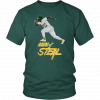 Man Of Steal Shirt Rickey Henderson - Oakland Athletics Legends